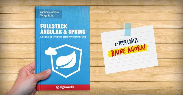 E-book FullStack Angular e Spring